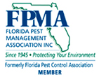 Bugmaster is a Member of the Florida Pest Management Association